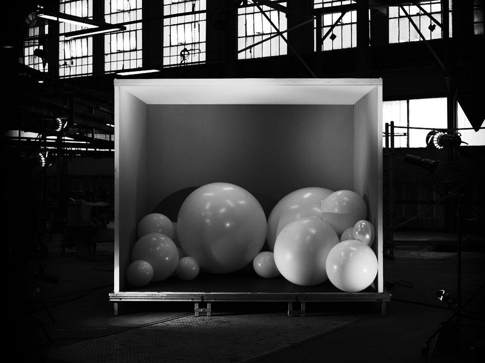 Manufacture de Baccarat-Ballons (c) PHILIPPE LACOMBE