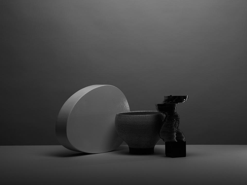 Noir et blanc lapin (c) PHILIPPE LACOMBE
